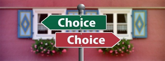Choices in trading