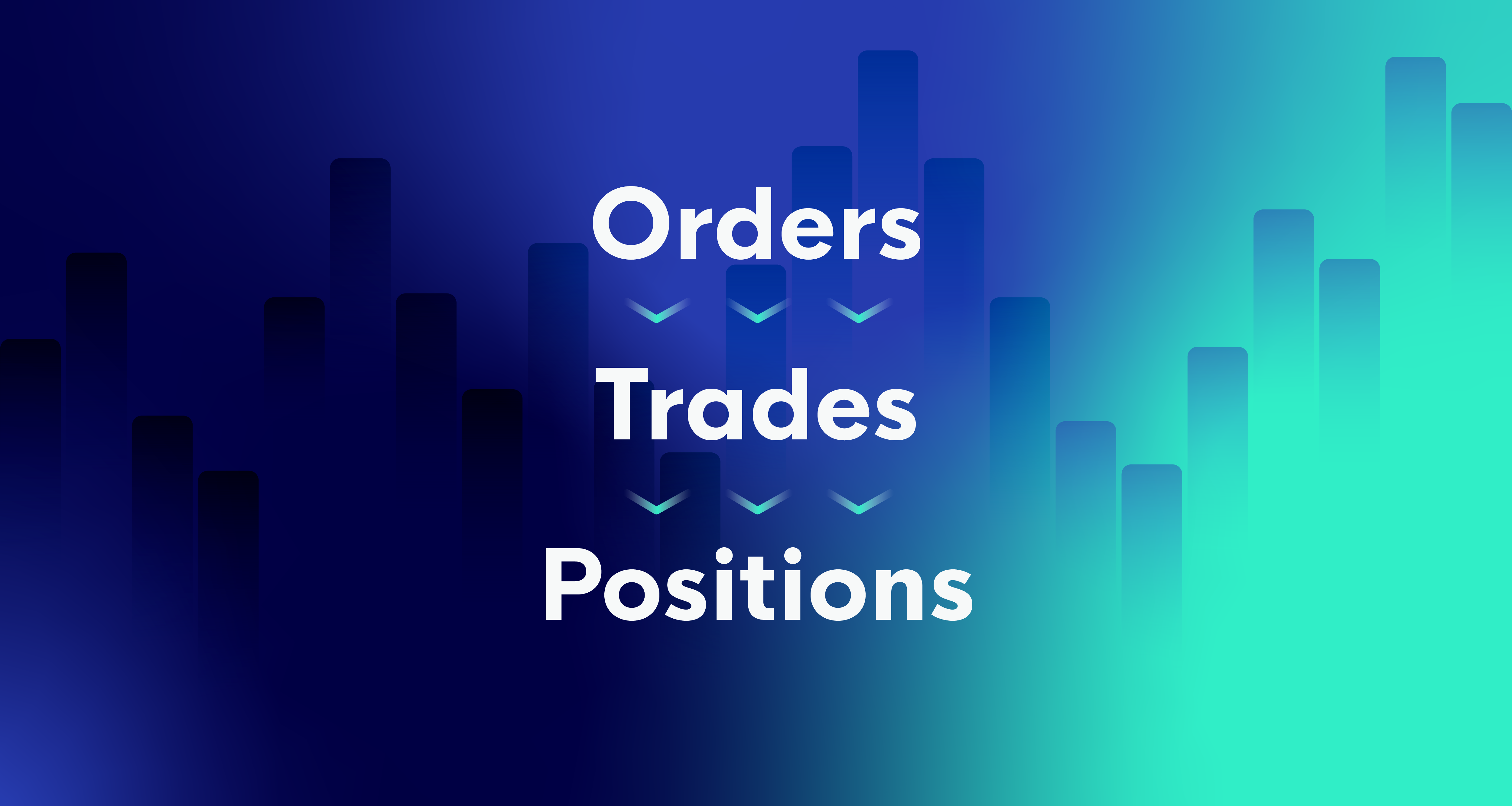 Orders, Positions, Trades
