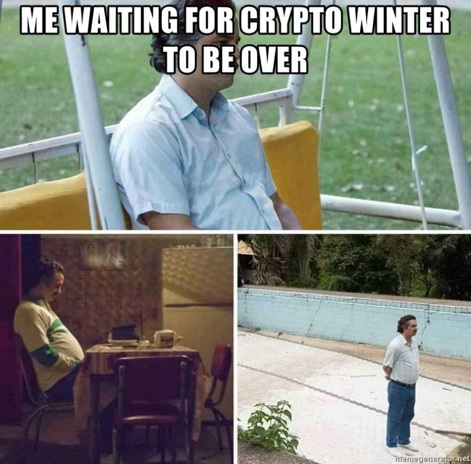 Trading strategy meme