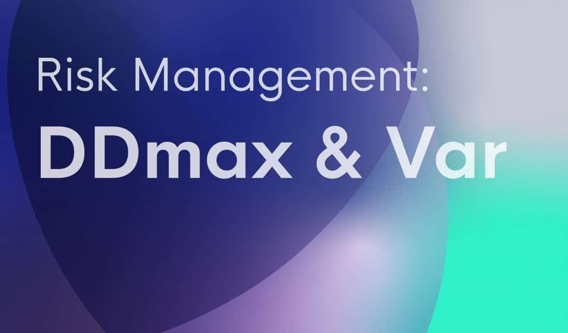 Max drawdown & VAR in crypto trading