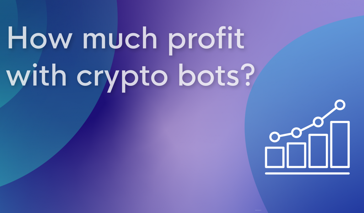 How much can I profit with crypto bots tittle