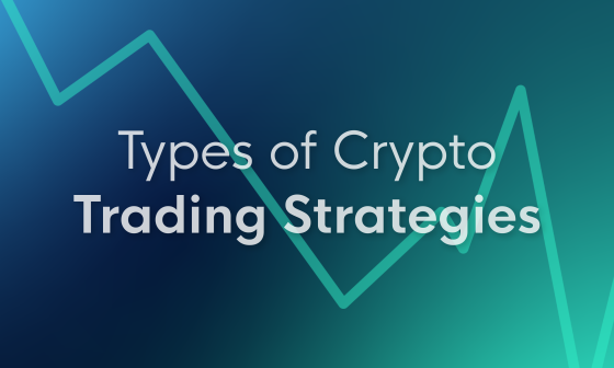 Types of crypto trading strategies tittle